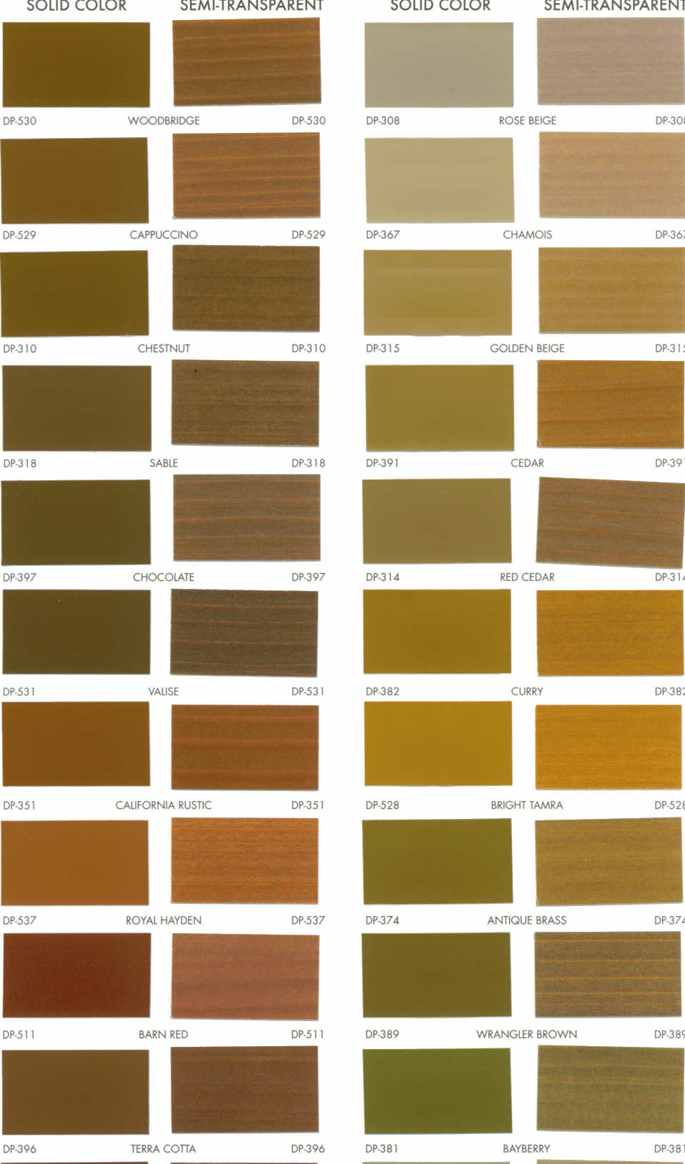 Behr Semi Transparent Deck Stain Submited Images